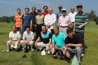 第7回明治大学グリークラブ「OBゴルフ大会」開催される